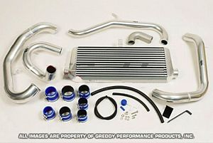 TRUST GReddy Intercooler Kit  SPEC-R HG  IMPREZA GDB EJ20