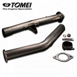 TOMEI Expreme Titanium Ti Cat Straight Pipe for BRZ ZC6 FA20 6MT