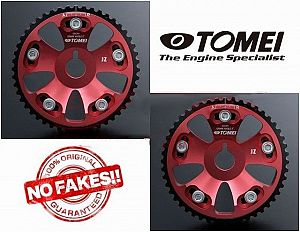 TOMEI Cam Gear(IN/EX)for CHASER 1JZ-GTE/2JZ-GTE Sliding Cam Pulley
