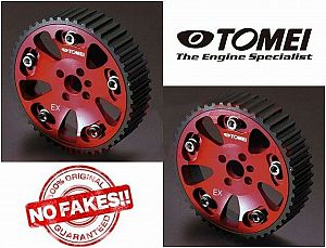TOMEI Cam Gear(IN/EX) for LANCER EVOLUTION EVO7 CT9A 4G63 Pulley