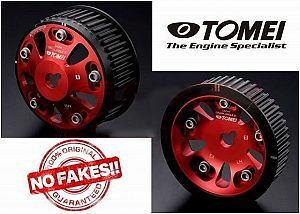 TOMEI Cam Gear(EX RH/EX LH) for IMPREZA EJ Single AVCS Pulley