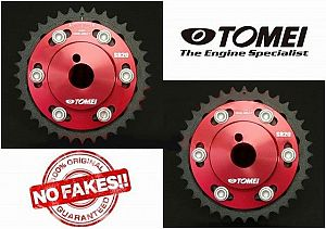 TOMEI Cam Gear(IN/EX) for SILVIA S13/S14/S15 SR20DE/DET Pulley