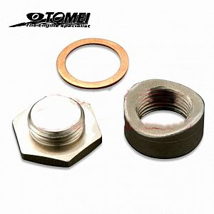 TOMEI O2 Sensor Bung Set M18x1.5mm for UNIVERSAL